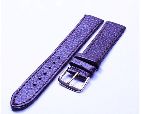 Wholesale 50PCS/lots High quality 22MM 100% genuine leather Watch strap watch bands-4115 | Watchbands