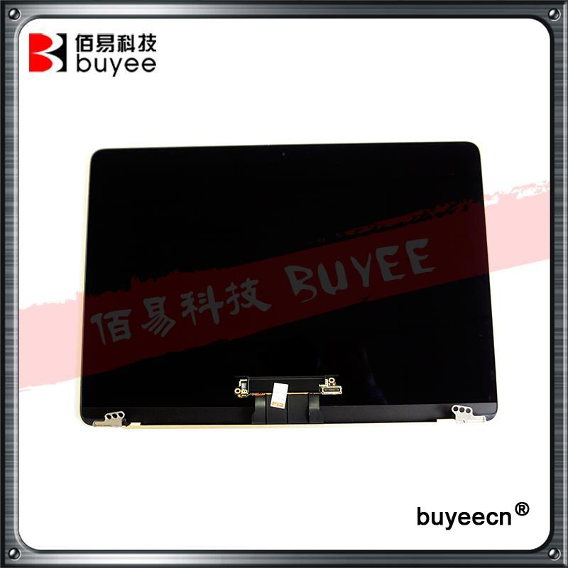 Original 12 A1534 LCD Screen Assembly 2015 2016 For Macbook Air Retina Full Complete A1534 LCD Display Assembly Replacement original a1706 a1708 lcd back cover for macbook pro13 2016 a1706 a1708 laptop replacement