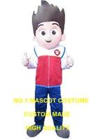 hot chase cartoon boy mascot costume adult size cartoon fancy dress for kids 2479