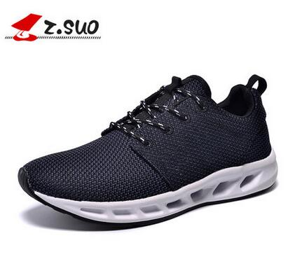 ZSUO Men s gauze spring and summer casual shoes Z SUO male the trend of network