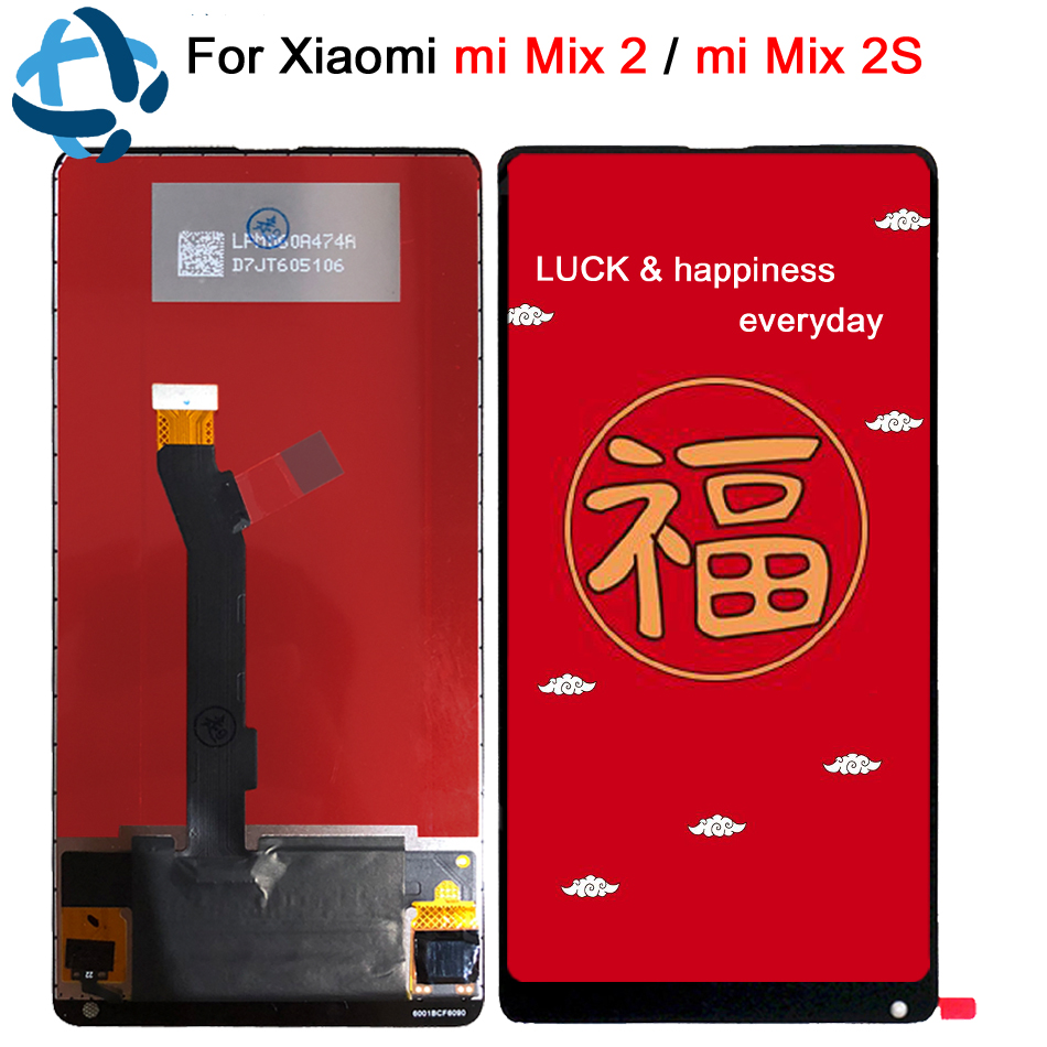 5 99 IPS Display For XIAOMI Mix 2S MI Mix 2 LCD Touch Screen Digitizer Snapdragon