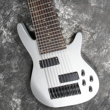 Free shipping Instock Starshine electric bass Atomanderson guitar alnico pickups good quality white color