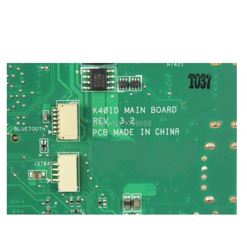 K50ID 512 M 4 Geheugen voor Asus K50I K50IE X5DI K50ID board laptop - Computer componenten - Foto 3