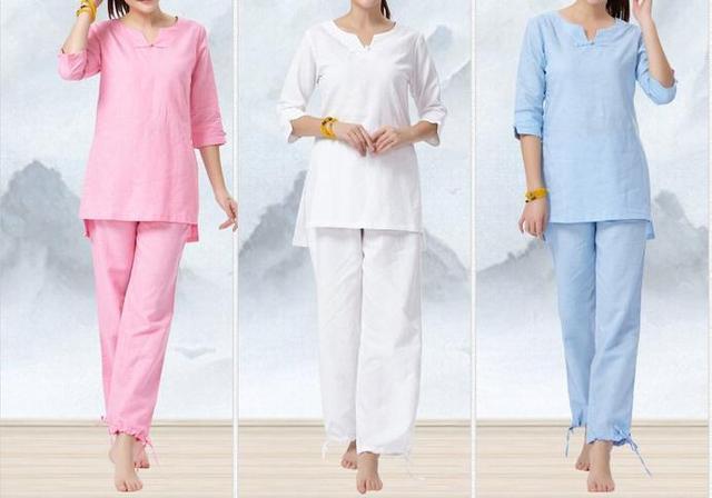 Visualizzza di più. 3 colori Primavera e L autunno e l estate cotone e lino  femminile vestiti 92a90af5c7c