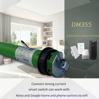 High Quality Original Dooya Tubular Motor 220V 50MHZ DM35S For Motorized Rolling Blinds
