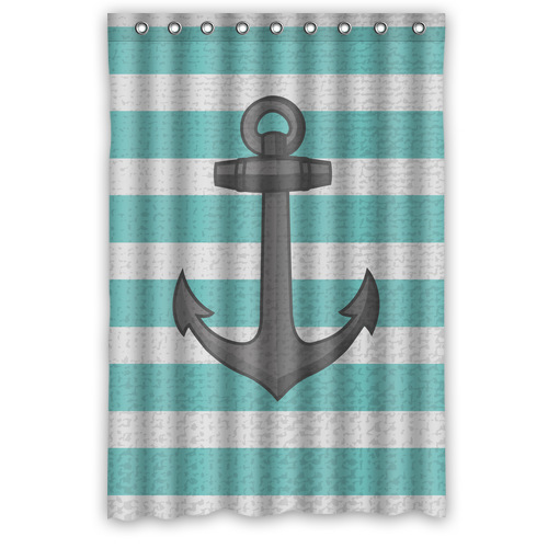 Compare Prices On Nautical Shower Curtains Online Shopping Buy Low Price Nautical Shower