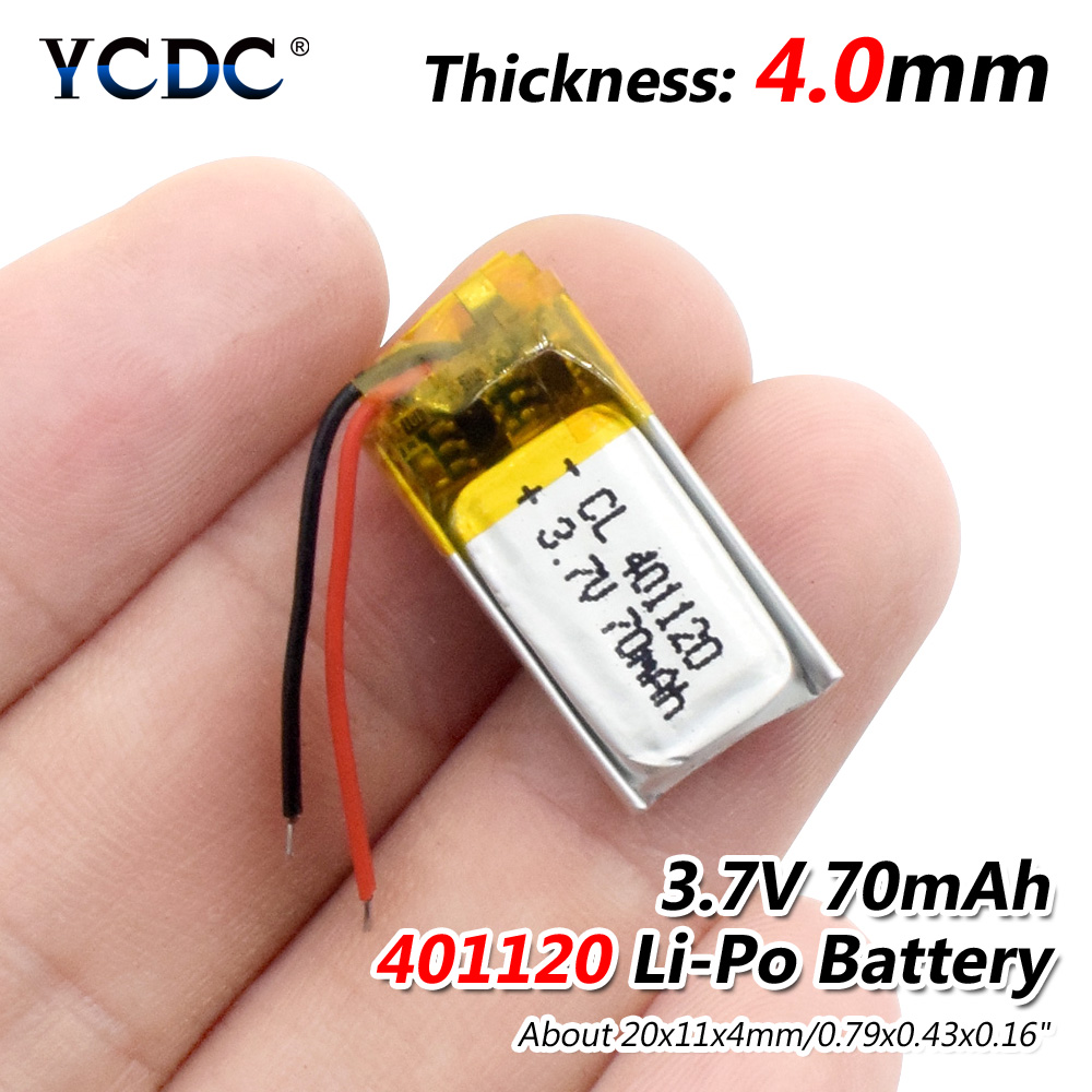 Liter Energy Battery 301420 37v 70mah 031420 301423 Lithium Circuithelp Ion 2000mah 401120 Polymer Li Po Rechargeable Lipo Cells For