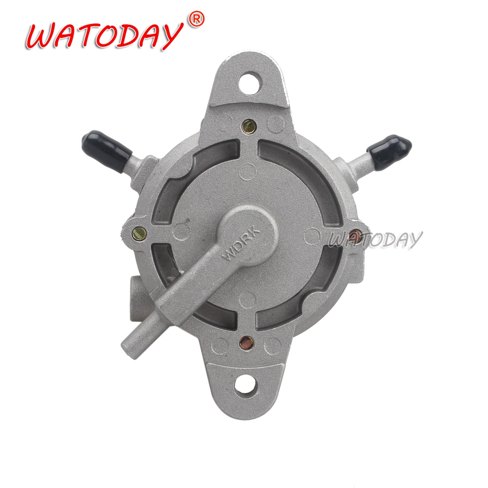 US $21 65  Vacuum Fuel Gas Pump Valve Switch Petcock Moped Scooter GY6  Gokart ATV 150 250CC ROKETA MC 54 250-in Pumps from Automobiles &  Motorcycles