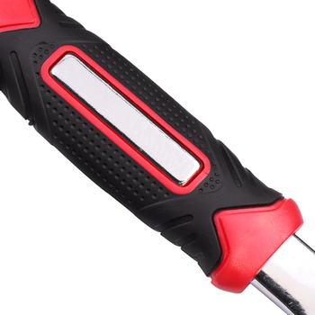 Tiger 8 in 1 เครื่องมือ Socket ทำงานร่วมกับ Spline สลัก Torx 360 องศา 6-Point Universal เฟอร์นิเจอร์รถซ่อม 25 ซม.เท่านั้นสีแดง