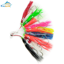 3 pcs Boat Fishing Lure Popper Saltwater Big Game Top water GT Handmade  Wood Bait Mustad Hook 180mm 135g Topest Quality