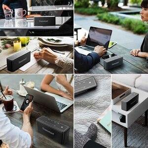 Image 5 - Tronsmart Mega TWS Bluetooth 5.0 Speaker 40W Outdoor Portable Speaker Wireless Column 3D Digital Sound Touch Control Soundbar