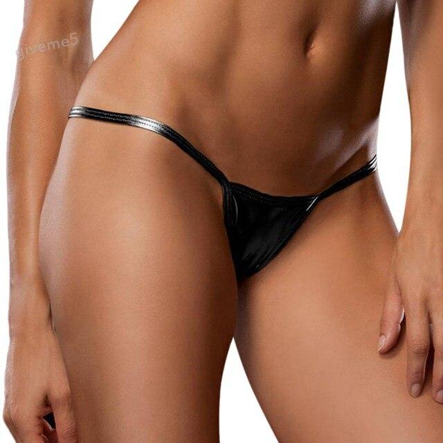 ea89dedff Sexy Women s Lingerie Lady s Thongs G-string V-string Panties Knickers  Underwear Hot Pants