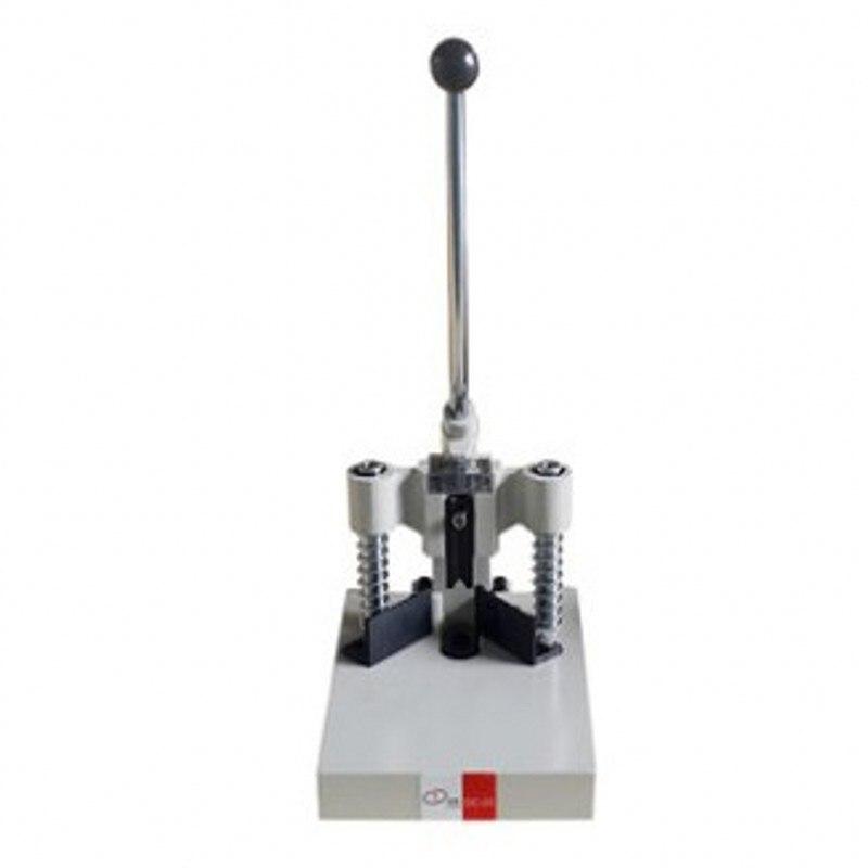 Manuel Coin Rond Cutter Machine Heavy Duty pour Photo Livres, PVC Cartes avec R4 R6 R8 R10 4 pc Meurt