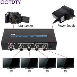 NK-S114 commutateur de commutateur vidéo de répartiteur 3G/HD/SD/SDI 1x4 pour accessoires de périphériques DVD HDTV Xbox
