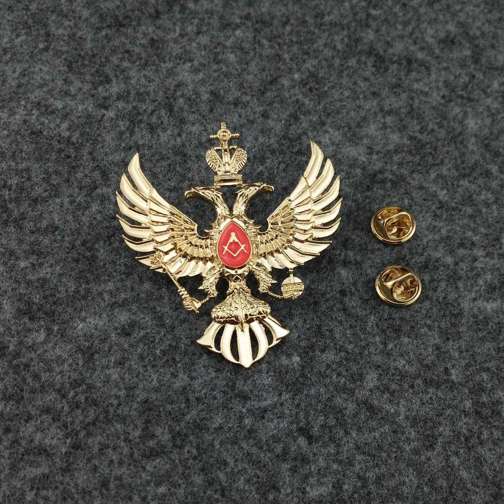 Detail Feedback Questions about Russian masonic double head eagle