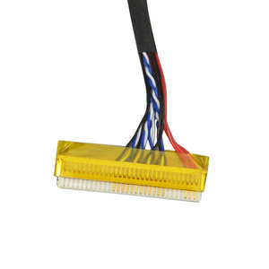 Image 3 - FIX D6 30Pin LVDS كابل ل HDMI تحكم 1ch 6bit 6 بت 26 سنتيمتر ل 14.1 15.0 15.4 بوصة TFT لوحة ال سي دي LVDS عرض