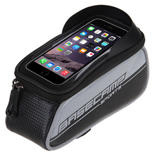 Sport Mountain Bike Bicycle Bags Panniers For Phone Front Frame Road Cycling Accessories 6.0inch