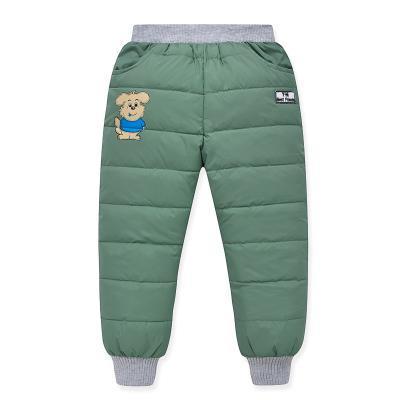 MXTOPPY Winter Boys Girls Kids Trousers Warm Pants