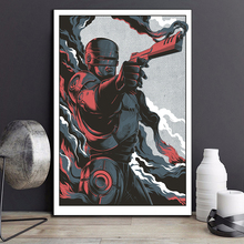 Beautiful RoboCop Movie HD Canvas Paintings For Living Room Modern Wall Art Oil Painting Poster Home Decor