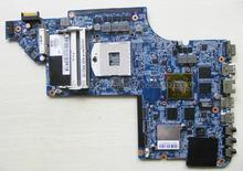 For hp Pavilion DV7 DV7-6000 665991-001 laptop Motherboard for intel cpu with HM65 HD6770/2G non-integrated graphics card