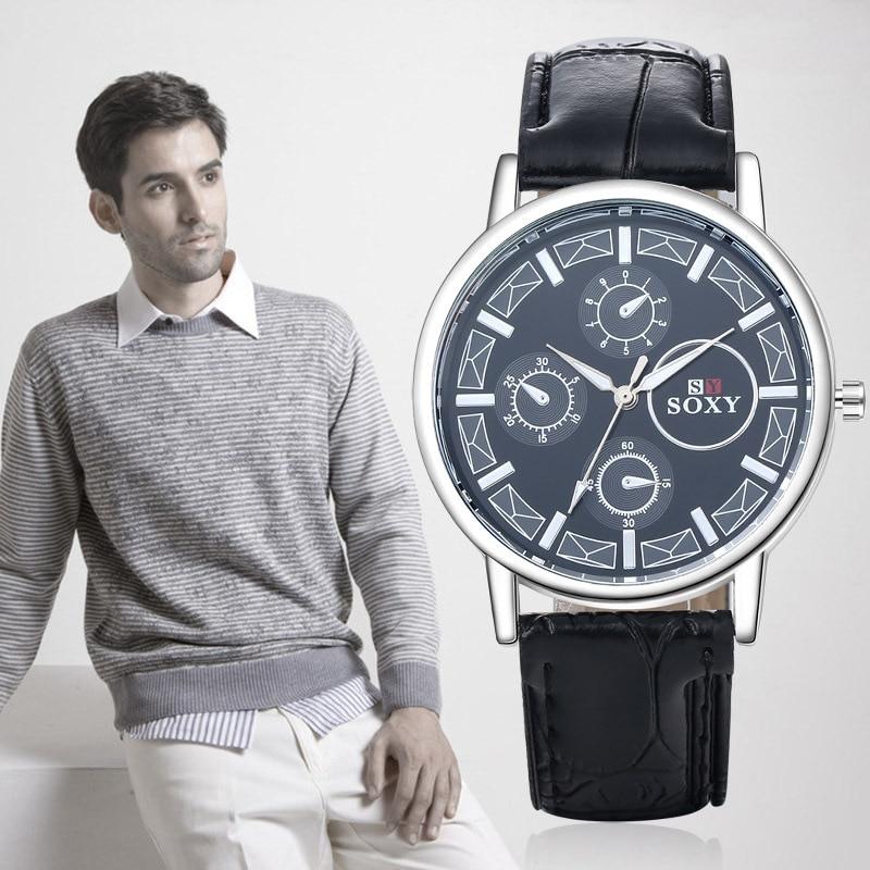 ժամացույցներ տղամարդկանց էժան գին - Տղամարդկանց ժամացույցներ - Լուսանկար 1
