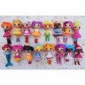 """Olhos de botão Mini Dolls Para Meninas Brinquedos Para A Menina Da Moda Meninas MGA Playhouse Toy Figuras de Ação Crianças Brinquedos Filmes TV Meninas 8 cm 3"""""""