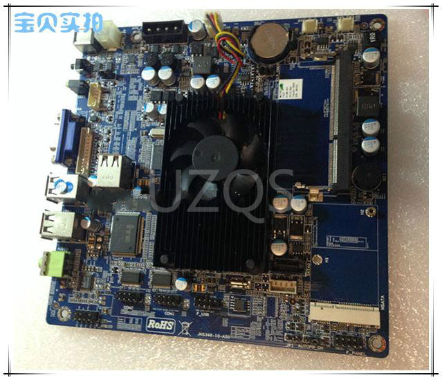 все цены на (Second hand)Low-power industrial machine Desktop Board Atom d425 processor 12v power supply support msata онлайн