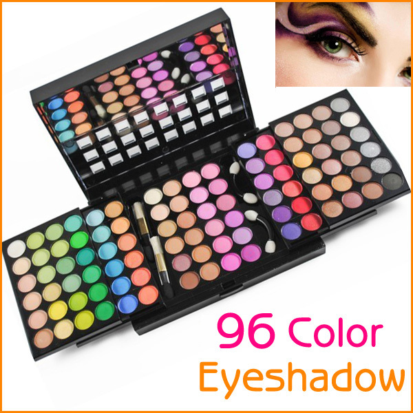 3 Layers Design 96 Full Pigment Colors Eyeshadow Makeup Kit Eye Shadow Palette Ht0363 In From Beauty Health On Aliexpress Com Alibaba Group