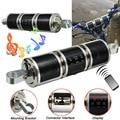 Reproductor de Música MP3 Altavoces de la motocicleta Moto Bluetooth Altavoz Estéreo FM/USB de Radio A Prueba de agua Ajustable Soporte de Reproductor de Audio