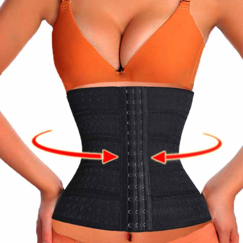 Waist Trainer Shapers For Woman Waist Trainer Corset Slimming Belt Body Shaper Slimming Modeling Strap Belt Slimming Corset