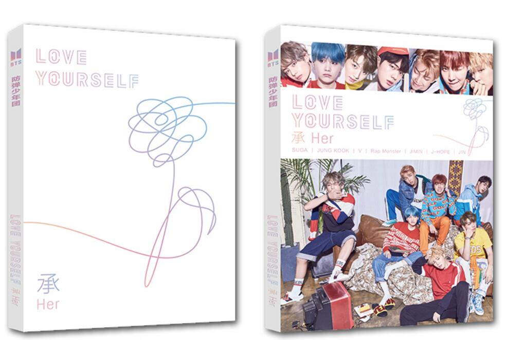 BTS - 2017 BTS LOVE CD