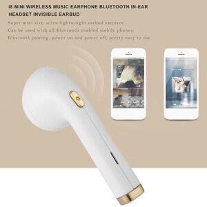 HBQ I8 Mini Wireless Music Ear