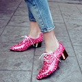 Super Cool Lighted Women Casual Shoes Fashion Luminous Round Toe High-quality Beautiful Shoes Woman US Size 3.5-10.5