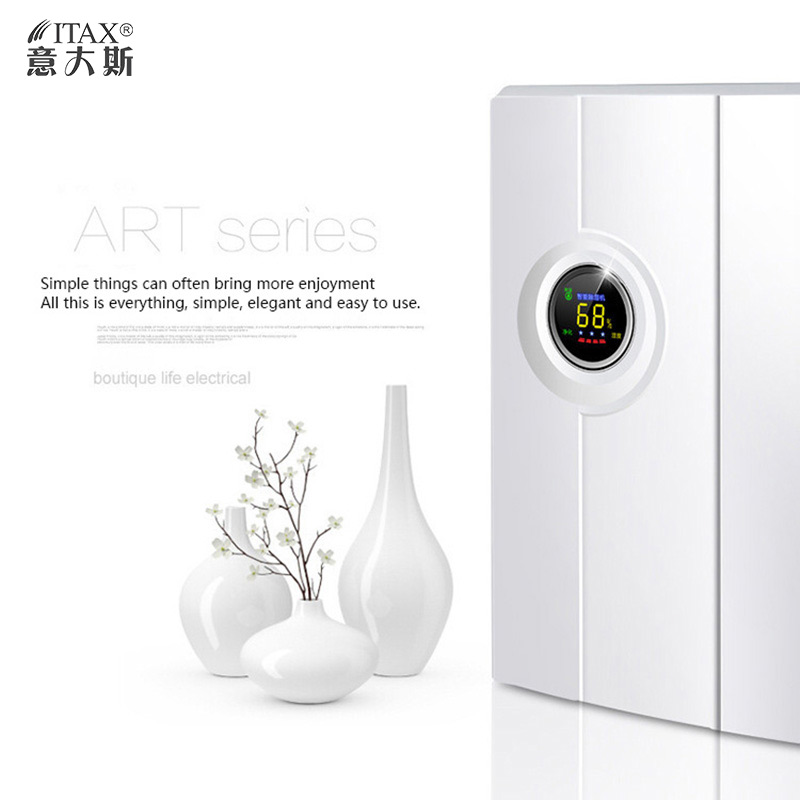 ITAS2208 Wholesale Efficient Household Dehumidifier to Mute The Tide Basement Air Purification Dryer air dryer