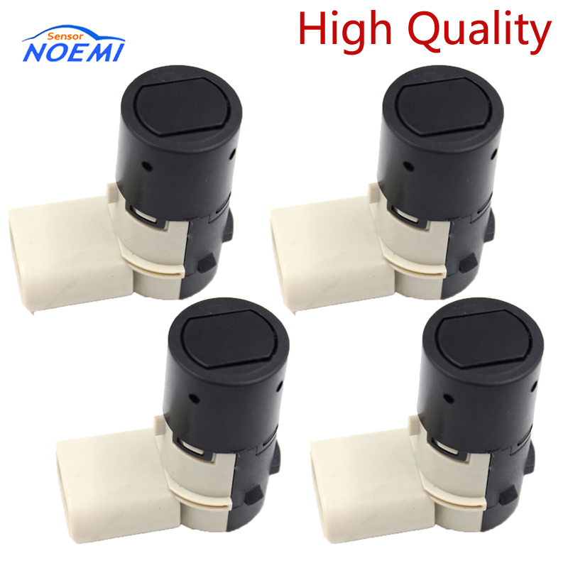 YAOPEI 4PCS PDC Parking Sensor For Audi VW Seat Skoda Ford Galaxy Sharan A2 A3 A4 A6 7M3919275A 4B0919275A