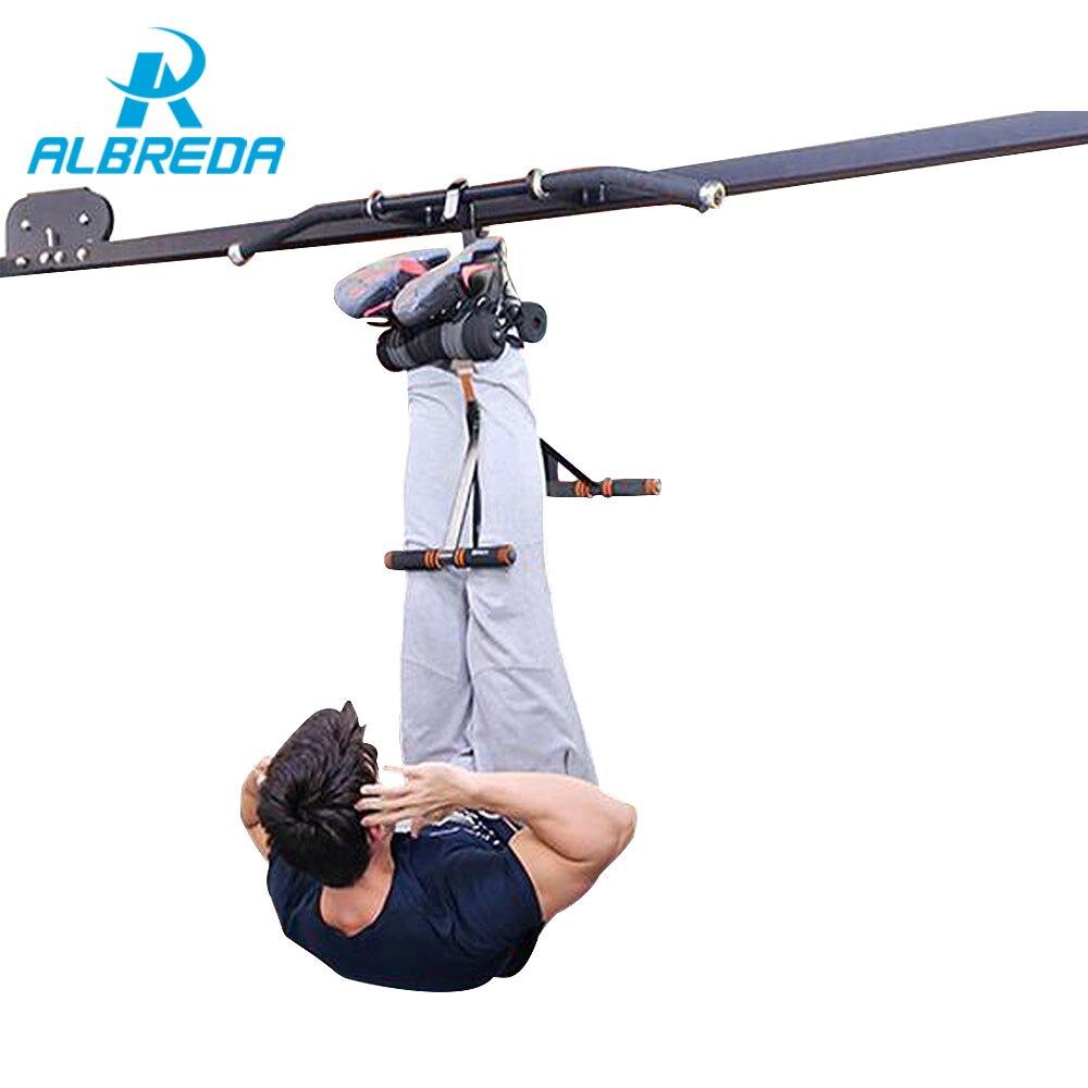 ALBREDA Handstand machine équipement de fitness pour appareil d'inversion à domicile équipement d'entraînement entraînement exercice musculation formateur