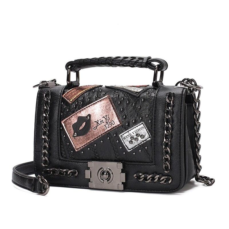 Mujer famosa Marca Diseño Mini bolsa de la cadena, bolsos de lujo bolso bandolera bolsos de bandolera bolsa de bolso para las mujeres bolso de Bolsas