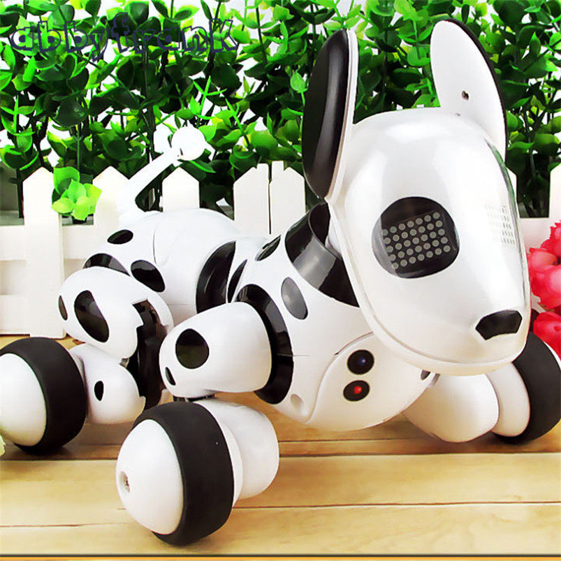 2 4G Wireless Remote Control Smart Dog Electronic Pet Educational Children s Toy Dancing Robot Dog