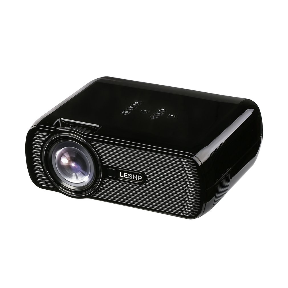 BL80 Android 6 Wifi Smart Tragbare Mini LED 3D <font><b>TV</b></font> Projektor Unterstützung Full HD 1080p 4K Video Home Theater beamer <font><b>Proyector</b></font> image