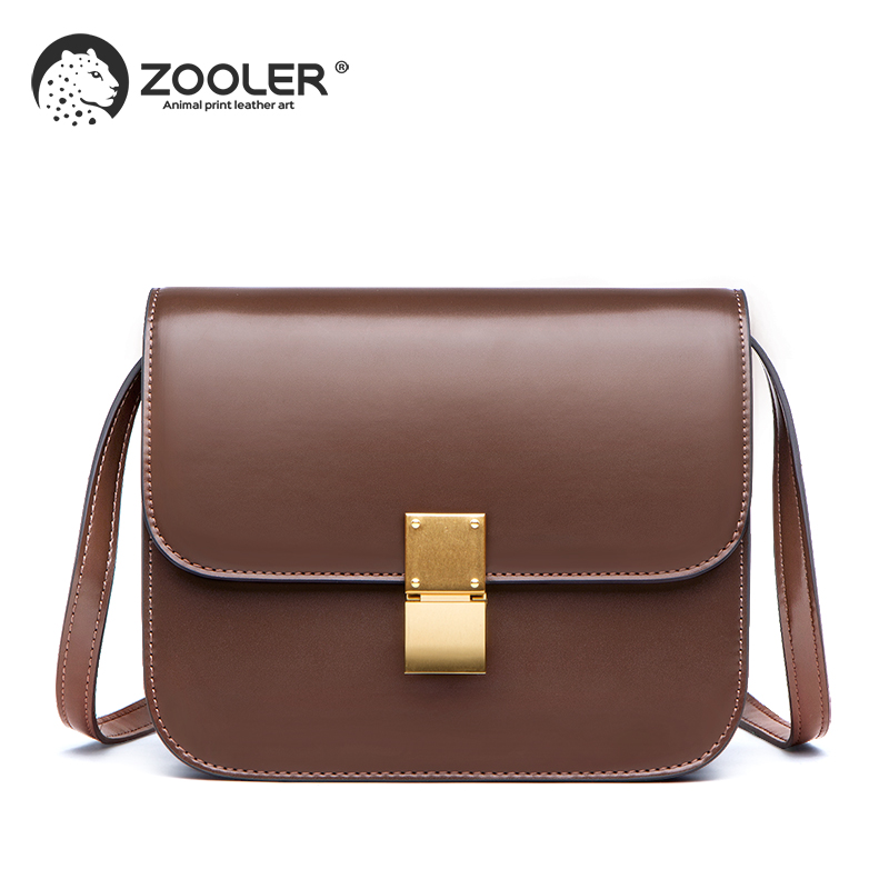 limited ZOOLER PU classic small bags for women 2019 luxury hot shoulder bag lady women messenger