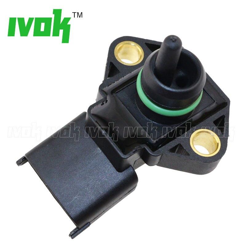 ③1 Bar (1Bar) MAP Sensor Manifold Pressure For Opel Chevrolet