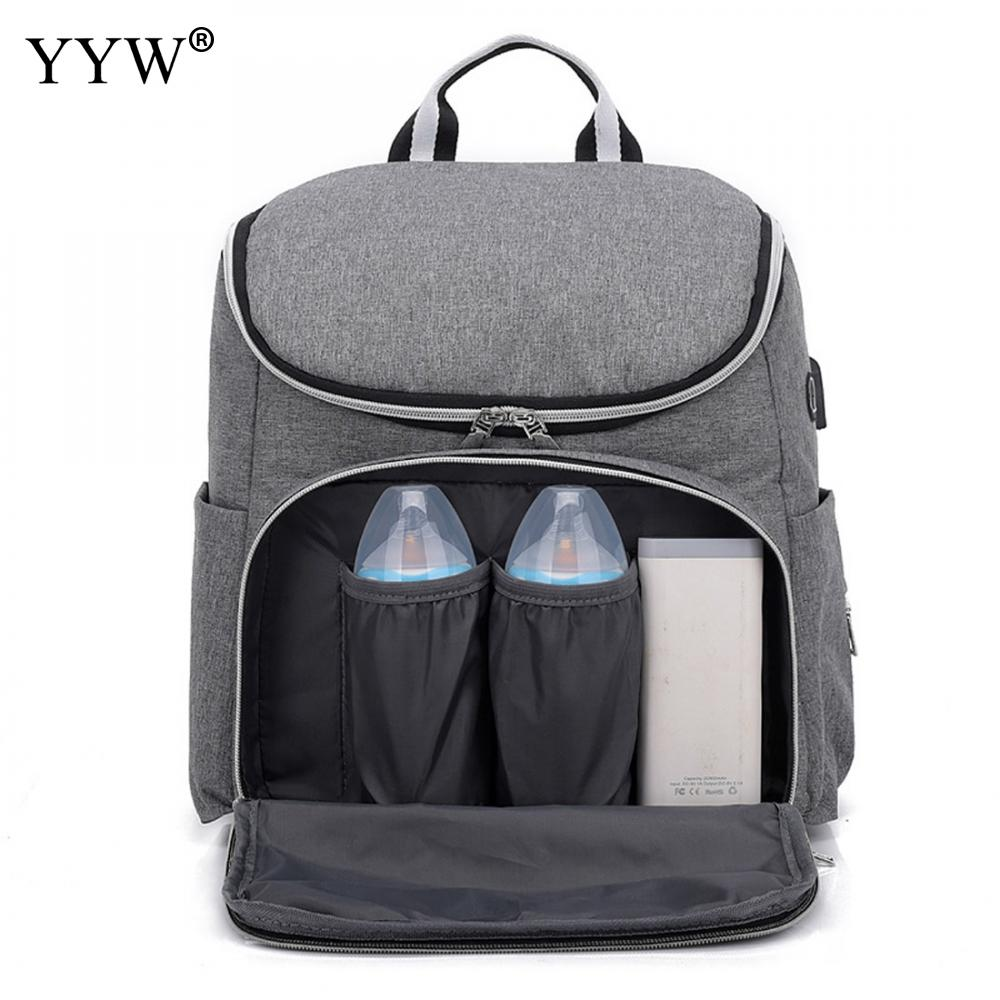 Diaper Bag Mummy Nappy Bags Women Large Capacity Baby Travel Backpack Nursing Bag Baby Care Dad And Mom Multifunction Backpack