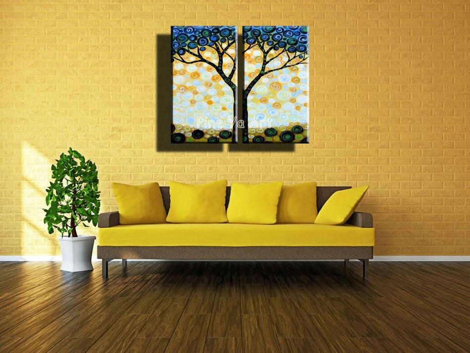 Contemporary 2 Panel Wall Art Image - Art & Wall Decor - hecatalog.info