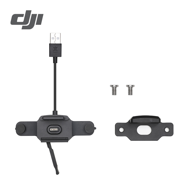 цена DJI CrystalSky Mavic/Spark Remote Controller Mounting Bracket for Mavic Pro Drones and Spark Drones Accessories
