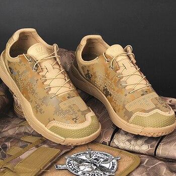 ANTARCTICA Outdoor Sports Men's Hiking Shoes Waterproof Tactical Shoes Outdoor Mountain Climbing Sports Sneakers for Men