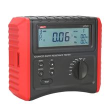 UNI-T UT572 High Precision Ground Resistance Tester Megger 40K MegOhm Meter DC with Low Battery Indication,Data Hold цена