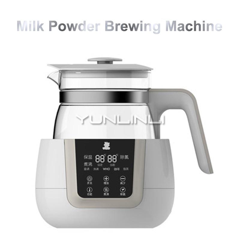Здесь можно купить  Milk Powder Leveling Kettle Household Multifunction Milk Modulator Baby Foaming machine& 24h Constant Temperature Kettle HL-0856  Бытовая техника