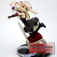 17 cm anime abbildung Boku wa Tomodachi ga Sukunai Hasegawa Kobato Chair 1/8 PVC Action Figure Modell Sammlung Spielzeug
