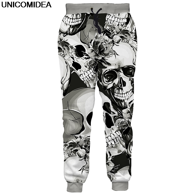 Galaxy Joggers Pants Men 3D Skull Dinosaur Trousers Animal Autumn Fall Winter Trousers Casual Unisex Pants Men Women Sweatpants