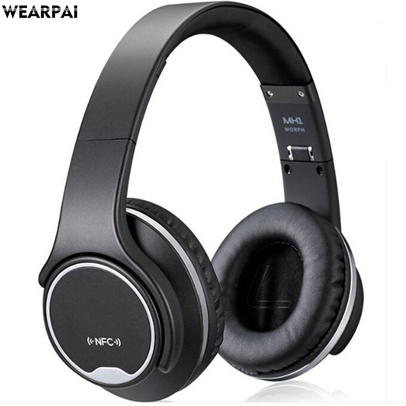 Wearpai Wp506 Powerful Sound Headset Soft Foam Leather Ear